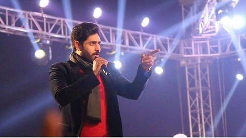 Abrar ul Haq will rock out in an online concert in exchange for donations