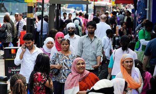 In Britain, virus hits ethnic minorities hardest