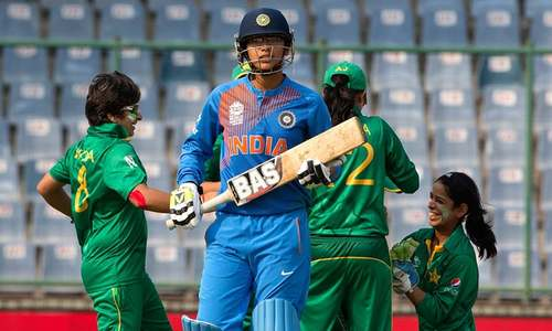 India seal women's World Cup berth after Pakistan series scrapped