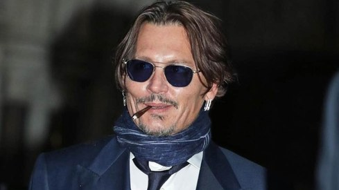 This pandemic has forced Johnny Depp to finally join Instagram
