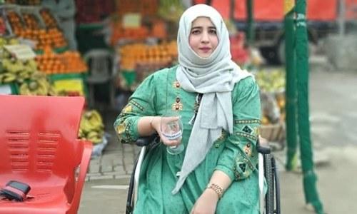 'فروٹ چاٹ' ویل چیئر لڑکی کی منفرد کتھا پر مبنی مختصر فلم