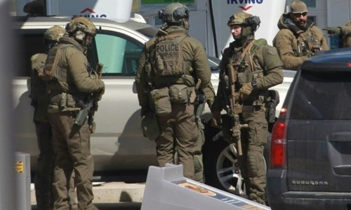 At least 18 killed in Canada's worst-ever shooting rampage