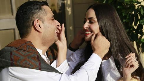 Nimra Khan ties the knot in a small nikkah ceremony at home