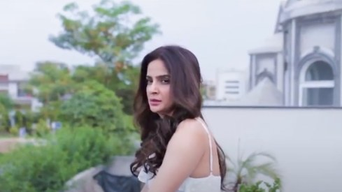Saba Qamar launches YouTube channel with musings on isolation