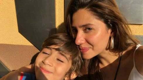 Mahira Khan won't let anyone troll her son