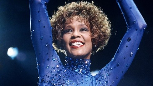 Whitney Houston is getting a biopic