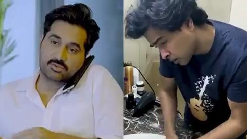 Pakistani celebs create short film about Covid-19 from their homes