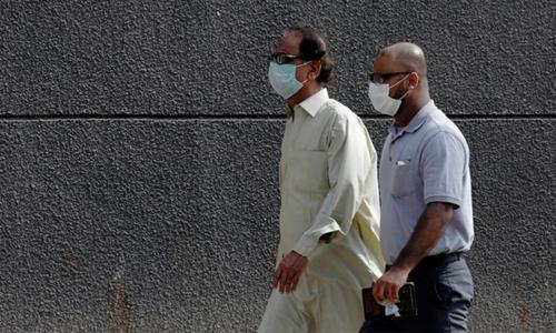 KP govt makes face masks mandatory in public