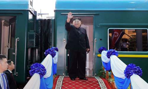 North Korea's Kim 'alive and well', maintains Seoul