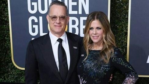Tom Hanks, Rita Wilson donate blood to help develop coronavirus vaccine