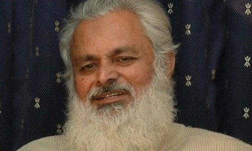 Senior journalist Zafar Rasheed Bhatti passes away due to coronavirus