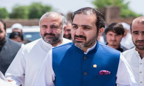 Senator Mirza Mohammad Afridi tests positive for Covid-19, goes into isolation