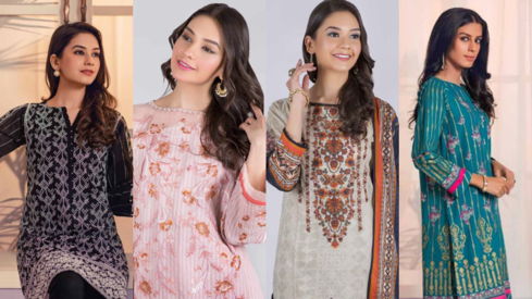 Here are 6 of our favourite pieces from Bonanza Satrangi's Eid collection 2020
