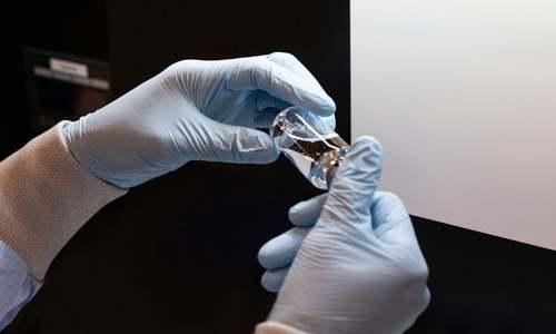 Data on drug raises hopes in pandemic fight