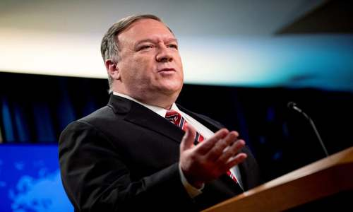 Pompeo says US to use all means for extending Iran embargo