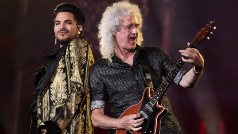 Queen and Adam Lambert honour health workers with new track