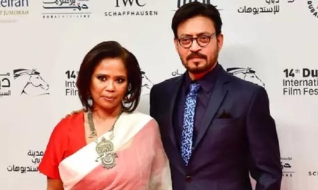 The only grudge I have is that he has spoiled me for life, says Irrfan Khan's wife
