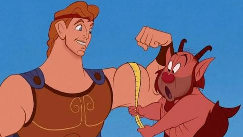 Endgame directors are working on a Hercules live-action remake