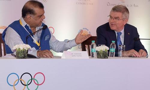 India to step up battle for 2032 Olympics after pandemic: sports chief