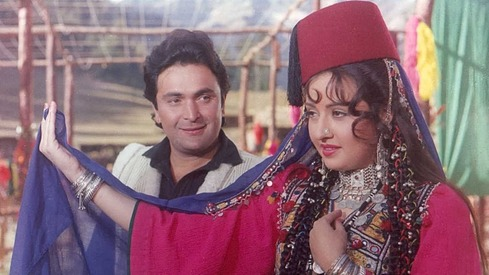 Zeba Bakhtiar remembers working with Rishi Kapoor