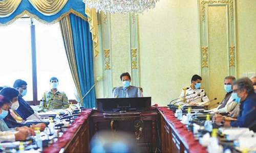 Cabinet approves easing lockdown after May 9