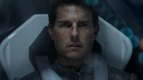 Tom Cruise and NASA team up for first film to be shot in outer space