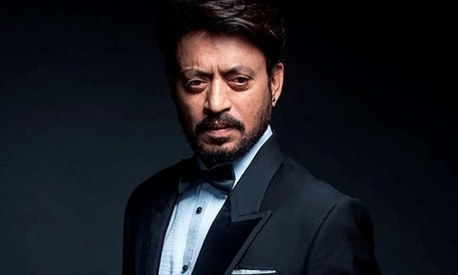 Irrfan Khan was going to star in a movie about a pandemic