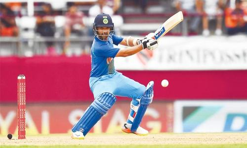 High-fives out for post-virus cricket: Rahane