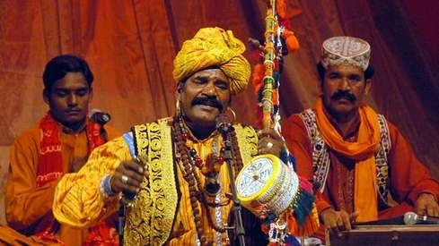 Iconic folk singer Krishan Lal Bheel passes away at 60