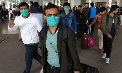 Pakistani students stranded in Wuhan to begin flying back from May 18