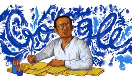Today's Google Doodle celebrates Manto
