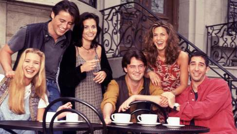 Friends reunion delayed in hopes of a live audience