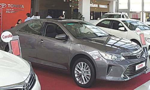 Zero car sales in April