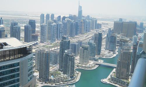 Dubai economy now threatened by virus