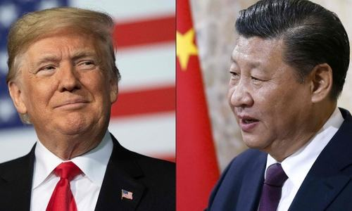 China asks US to 'meet halfway' after Trump threatens to cut ties