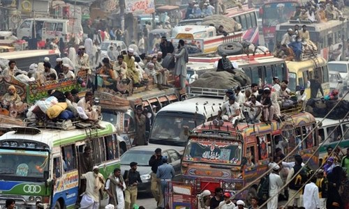 Punjab, KP decide to conditionally lift ban on public transport