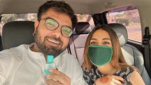 Local celebs join in as global #Masks4All movement comes to Pakistan