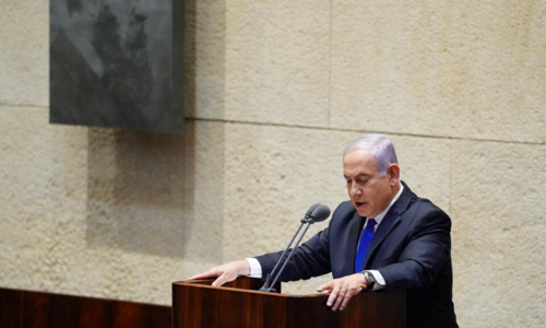 Netanyahu's new Israeli government approved, eyes West Bank annexations