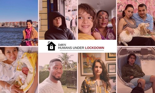 Humans under lockdown — How people across the world are coming to terms with the 'new normal'