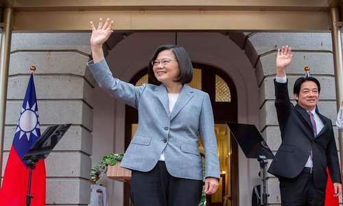 China slams US for 'dangerous' message to Taiwan's leader