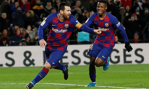ہسپانوی فٹبال لیگ 'لا لیگا' 8 جون سے شروع کرنے کا امکان