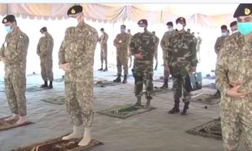 Army observing Eid solemnly in solidarity with Kashmiris under 'illegal, inhuman' lockdown: ISPR