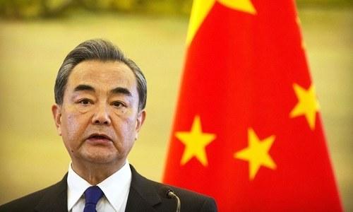 امریکا تعلقات کو سرد جنگ کی جانب دھکیل رہا ہے، چین