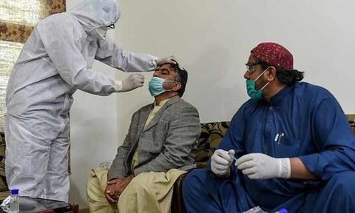 ملک میں کورونا وائرس سے مزید ایک ہزار 497 افراد متاثر، اموات ایک ہزار 210 ہوگئیں