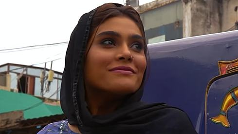 Zara Abid's debut short film is out