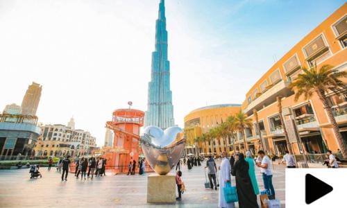 سعودی عرب نے کرفیو اور دبئی نے لاک ڈاؤن میں نرمی کا اعلان کردیا