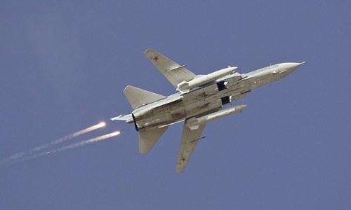 Russia sent jets to Libya to back mercenaries, says US