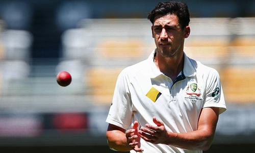 Saliva ban may make cricket boring, warns Starc