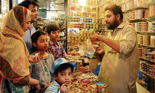 Eid market loss can't be expected to recover in one week