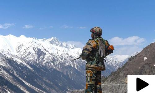 لداخ میں چینی اور بھارتی فوج میں جھڑپ کس وجہ سے ہوئی؟